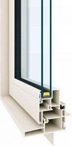 窓のリフォーム 高断熱樹脂サッシ APW330