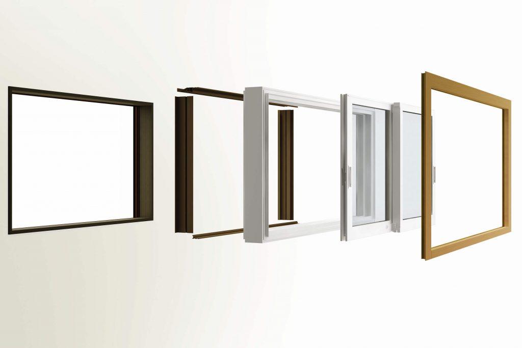 窓のリフォーム マドリモ