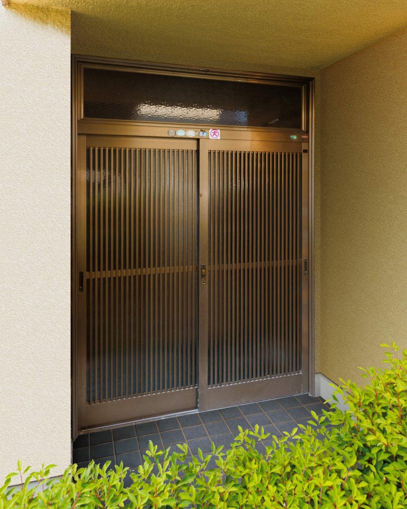 玄関引戸のリフォーム ドアリモ 施工前